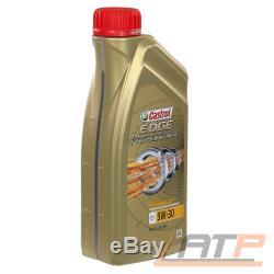 12x1L LITER CASTROL EDGE PROFESSIONAL TITANIUM FST C1 5W-30 MOTOR-ÖL MOTOREN-ÖL
