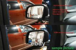 14-20 Range Rover X761 L550 L560 Left Auto DIM Heated Mirror Glass Blind Spot Eu
