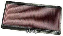 33-2111 K&N Filter für Chevrolet Corvette, Express Luftfilter Sportfilter