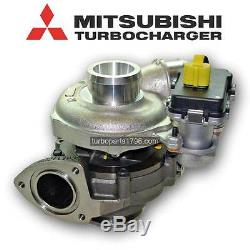 49477-01203 MHI Turbolader LAND ROVER RANGE ROVER EVOQUE 2.2 SD4 4x4 FREELANDER
