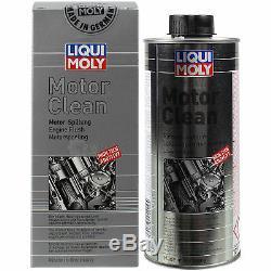 8L Liqui Moly Special Tec F 5W-30 Motoröl MotorClean Reiniger Cera Tec