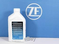 9 Liter GETRIEBEÖL Original ZF LifeGuardFluid 6 Automatikgetriebe 6HP
