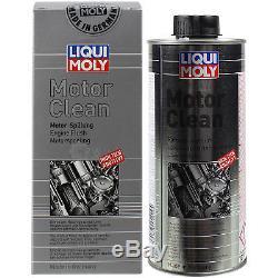 9L Liqui Moly Special Tec F 5W-30 Motoröl MotorProtect MotorClean Reiniger