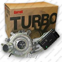 AX2Q6K682CA Garrett GTB1749VK Turbolader Jaguar XJ Range Rover Discovery NEUTEIL