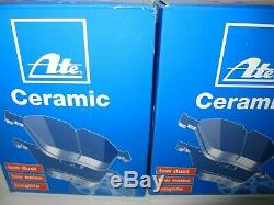 Ate Ceramic-Bremsbeläge Ford Mondeo IV, Galaxy II und S-Max Satz vorne u. Hinten