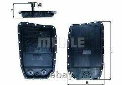 Automatic Transmission Oil Filter Knecht Hx 152 P For Jaguar Xf, Xk, Xj, Xk 8