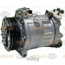 BEHR HELLA SERVICE 8FK 351 106-441 PREMIUM LINE Kompressor, Klimaanlage