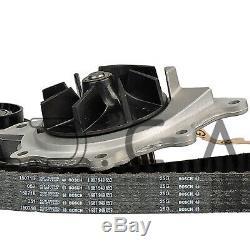 BOSCH 1987946496 Zahnriemen Rollen Wasserpumpe Citroen Fiat Ford Land Rover