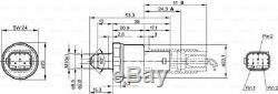 BOSCH Druckschalter Bremshydraulik für AUDI MERCEDES-BENZ OPEL 585355