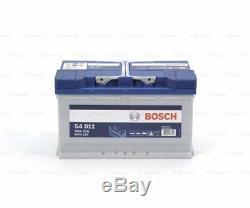 BOSCH Starter Battery S4 0 092 S40 110