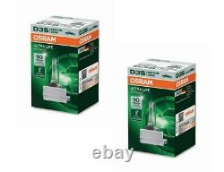 D3S 35W PK32d-5 Xenarc Ultra Life bis 10 Jahre Garantie 2St Osram
