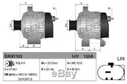 DENSO DAN1103 Generator