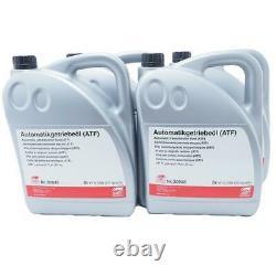 Febi Automatikgetriebeöl 20 Liter Gelb passend für Audi BMW VW 38935