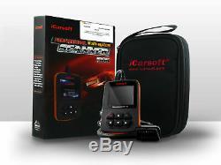 Für LandRover Jaguar Original iCarsoft i930 OBD Tiefen-Diagnose Motor