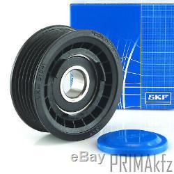 GATES 6PK2500 Keilrippenriemen + SKF Spanner Rollensatz Audi VW 2.7 3.0 TDI