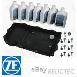Genuine ZF Transmission Oil Pan Change Kit 8HP75 8HP70 8HP50 8HP45 BMW Jaguar