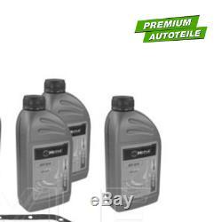 HYDRAULIKFILTER Set 5 Gang Automatik Getriebeöl MEYLE 3001350002 BMW Range Rover