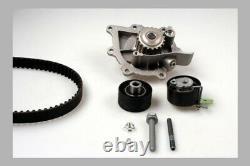 Hepu Wasserpumpe Zahnriemensatz Zahnriemenset Für Citroen Fiat Ford Jagua