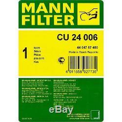 INSPEKTIONSKIT FILTER LIQUI MOLY ÖL 10L 5W-30 für Ford Ranger TKE 2.2 TDCi 3.2