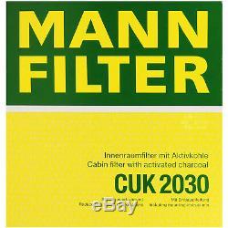 INSPEKTIONSKIT FILTER LIQUI MOLY ÖL 10L 5W-30 für Jaguar XF J05 CC9 2.2 D