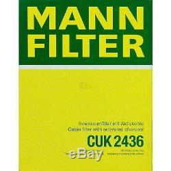 INSPEKTIONSKIT FILTER LIQUI MOLY ÖL 5L 5W-30 für Ford Fiesta VI B-Max JK 1.6