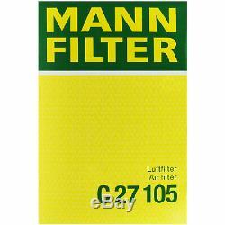INSPEKTIONSKIT FILTER LIQUI MOLY ÖL 5L 5W-30 für Ford Focus C-Max