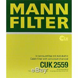 INSPEKTIONSKIT FILTER LIQUI MOLY ÖL 6L 5W-30 für Ford Kuga I C-Max DM2 2.0 TDCi