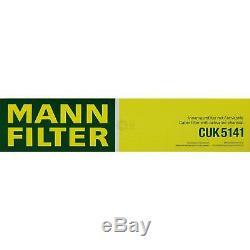 INSPEKTIONSKIT FILTER LIQUI MOLY ÖL 7L 5W-30 für Jaguar X-Type CF1 2.2 D 2.0