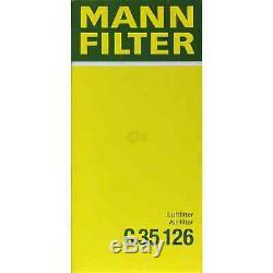 INSPEKTIONSKIT FILTER LIQUI MOLY ÖL 7L 5W-30 für Land Rover Range LW 3.0 D 4x4