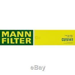 INSPEKTIONSKIT FILTER LIQUI MOLY ÖL 8L 5W-30 für Ford Mondeo III B5Y 2.2 TDCi