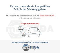 Ina Zahnriemen-satz Kit Set + Wasserpumpe 530 0489 30 G Neu Oe Qualität