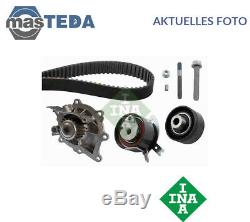 Ina Zahnriemen-satz Kit Set + Wasserpumpe 530048930 P Neu Oe Qualität