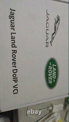 Jaguar Land Rover ORIGINAL VCI DOIP Diagnose interface NEW in box