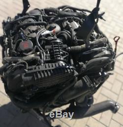 Jaguar S XF 2.7 TDV6 Motor 276DT 152 KW 207 PS Engine Moteur Komplett