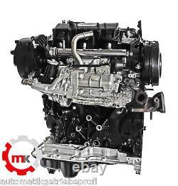 Jaguar XF X260 3,0 D 306DT Motor Generalüberholung inkl. Abholung und Einbau