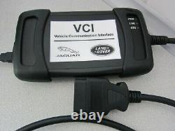 Land Rover Jaguar JLR VCI J2534 ORIGINAL Diagnosegerät auch mit GDS2 VW ODIS