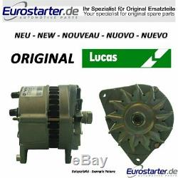 Lichtmaschine LUCAS NEU ORIGINAL 1225105OE(3) für AUSTIN, JAGUAR, MG, ROVER, VA
