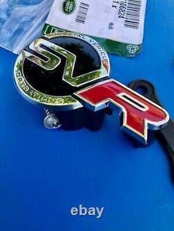 Logo Grille Svr Sv R Jaguar F Pace S-TYPE Xkr XJR Xfr XF Xe Original