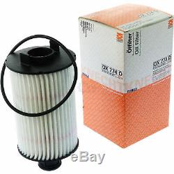 MAHLE / KNECHT Inspektionspaket Filter Set SCT Motor Flush Motorspülung 11612496