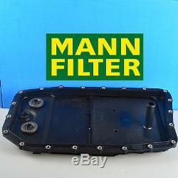 MANN-FILTER H50002 Ölwanne Automatikgetriebe 6HP26 6HP28 6HP32 inkl. Dichtung