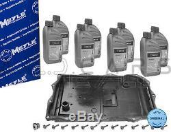 MEYLE Ölwechsel 8L ATF Plus 9 BMW Automatikgetriebe 8HP45 75 inkl. Schrauben