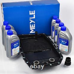 MEYLE Ölwechsel Set 7L ATF Plus 6 Öl für BMW Automatikgetriebe GA 6HP26Z Stecker