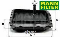 Mann-filter Hydraulikfilter Automatikgetriebe Filter H50002