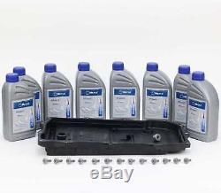 Meyle Ölwechsel Kit für BMW mit 8HP45 / 8HP70 8 Stufen Automatikgetriebe