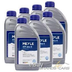Meyle Teilesatz Ölwechsel-automatikgetriebe Für Bmw 5-er E60 E61 6-er E63 E64