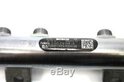 NEU Kraftstoffverteilerrohr mit Sensor Land Rover 3.0 CK5Q9D280BB ORIGINAL