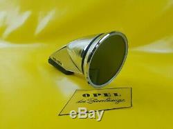 NEU + ORIGINAL univ. Talbot Spiegel Chrom Außenspiegel 4004 GT