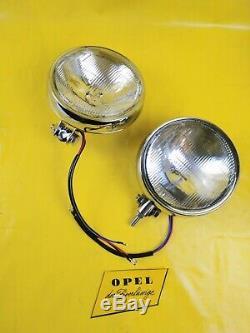 NEU Satz Fernscheinwerfer Universal Opel Zusatzscheinwerfer Nebelscheinwerfer