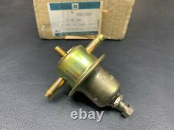 New + Original Vauxhall Pressure Regulator Fuel Injector Bosch 0280161006 818545
