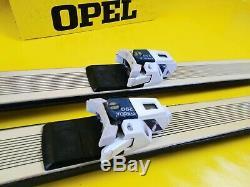 ORIGINAL Opel Ski Set Oldtimer Caravan Kombi Vintage Retro Deko Sammler Rarität